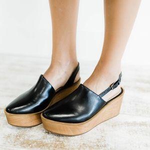 Matisse Eyals Platform Wedge Sandal size 8